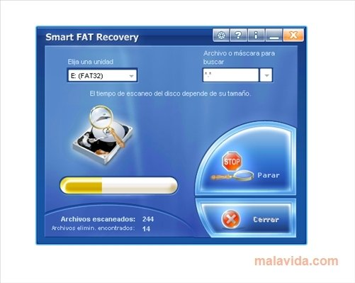 Smart FAT Recovery image 4