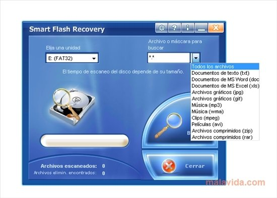 Smart Flash Recovery image 4