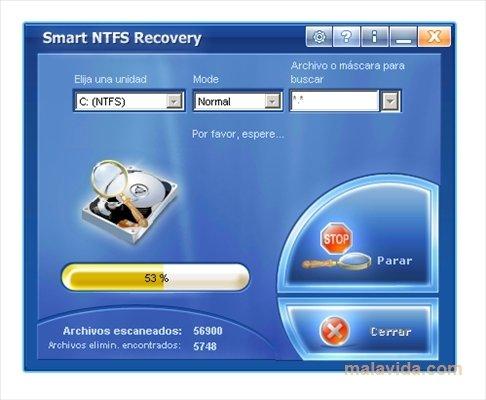 Smart NTFS Recovery image 3