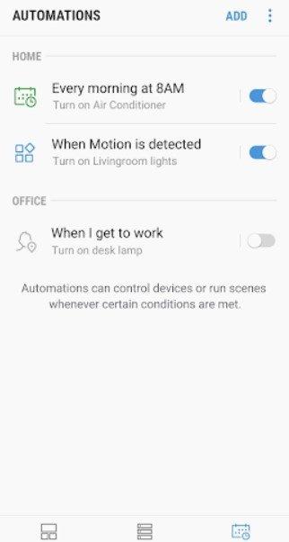 SmartThings 1 7 36-23 - Descargar para Android APK Gratis