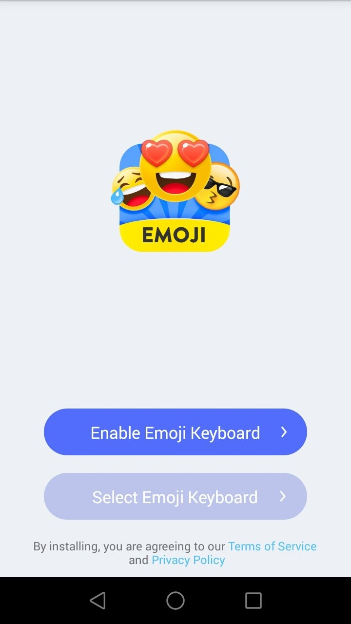 Smiley Emoji Keyboard 2018 - Cute Emoticon 1 2 1 - Download
