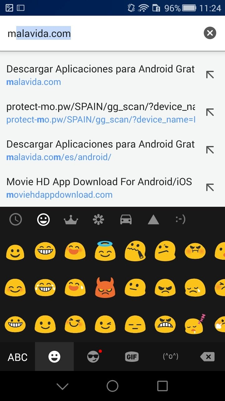 How to get emoticons on keyboard android