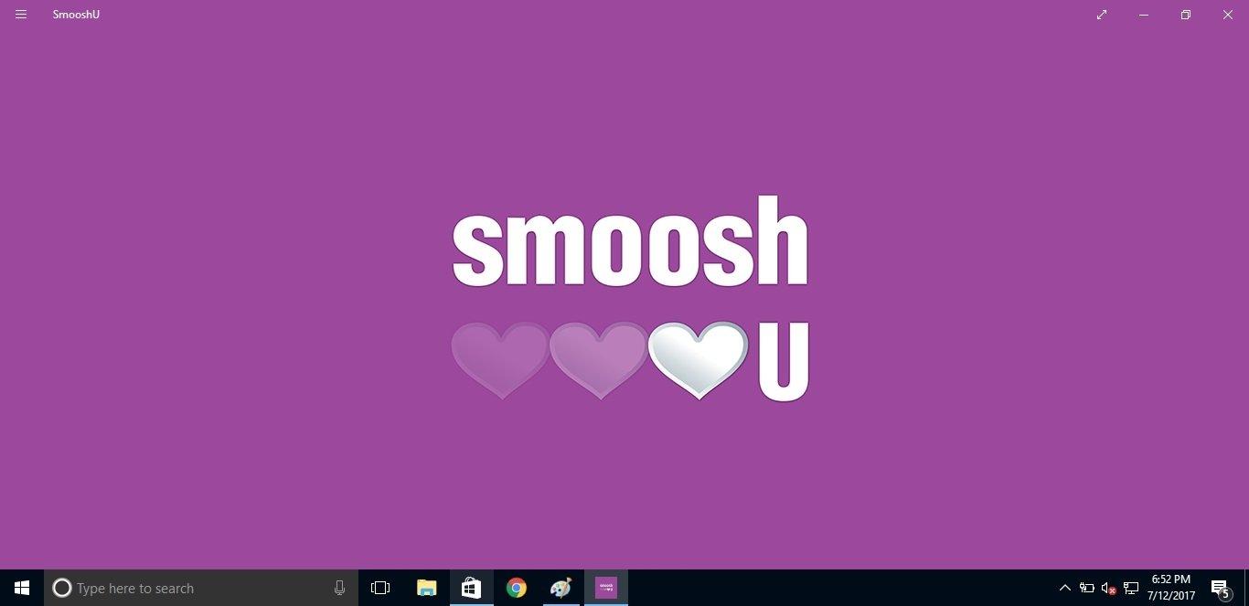 SmooshU