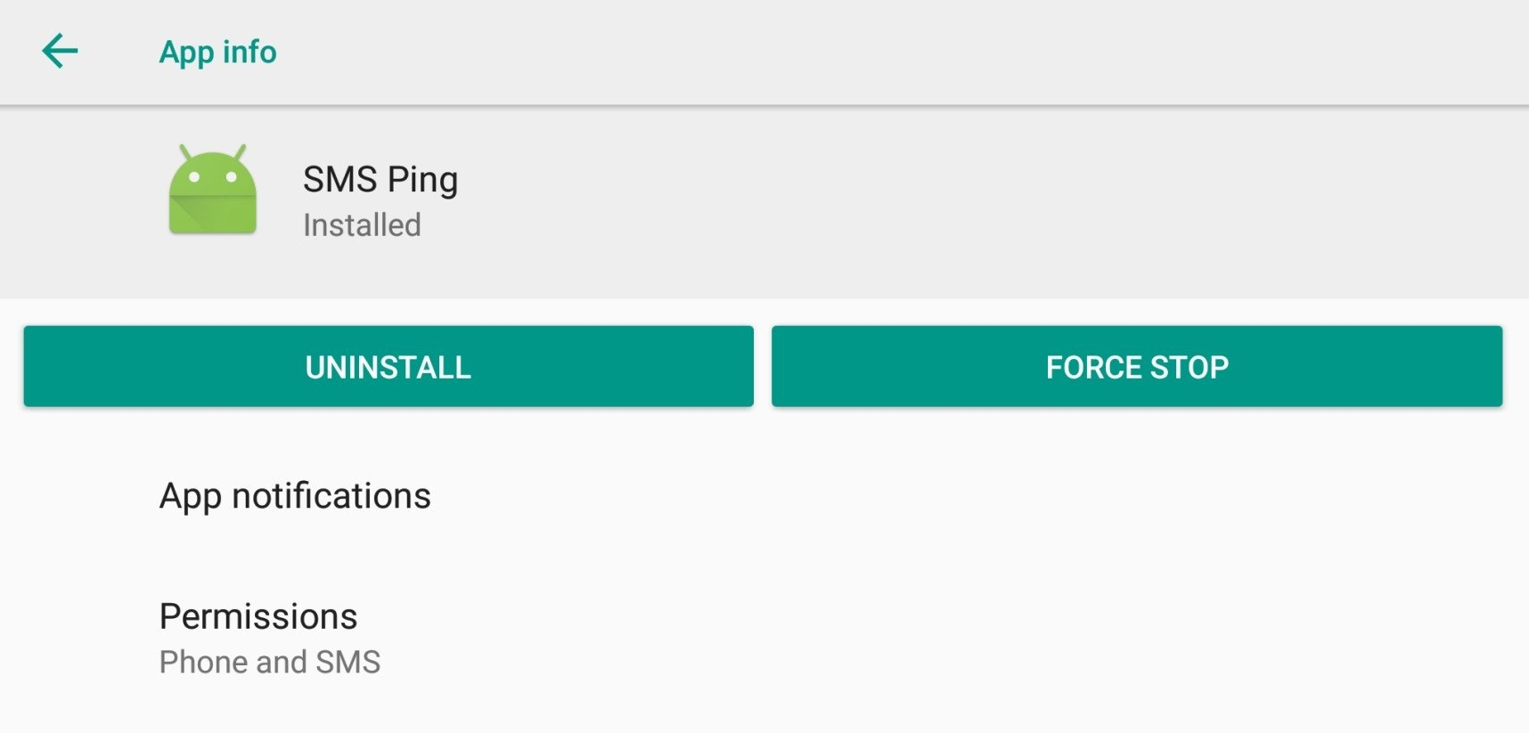 SMS Ping 4 - Download for Android APK Free