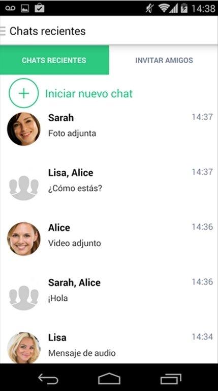 Smug Messenger Android image 6