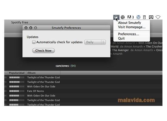 Smutefy Mac image 3