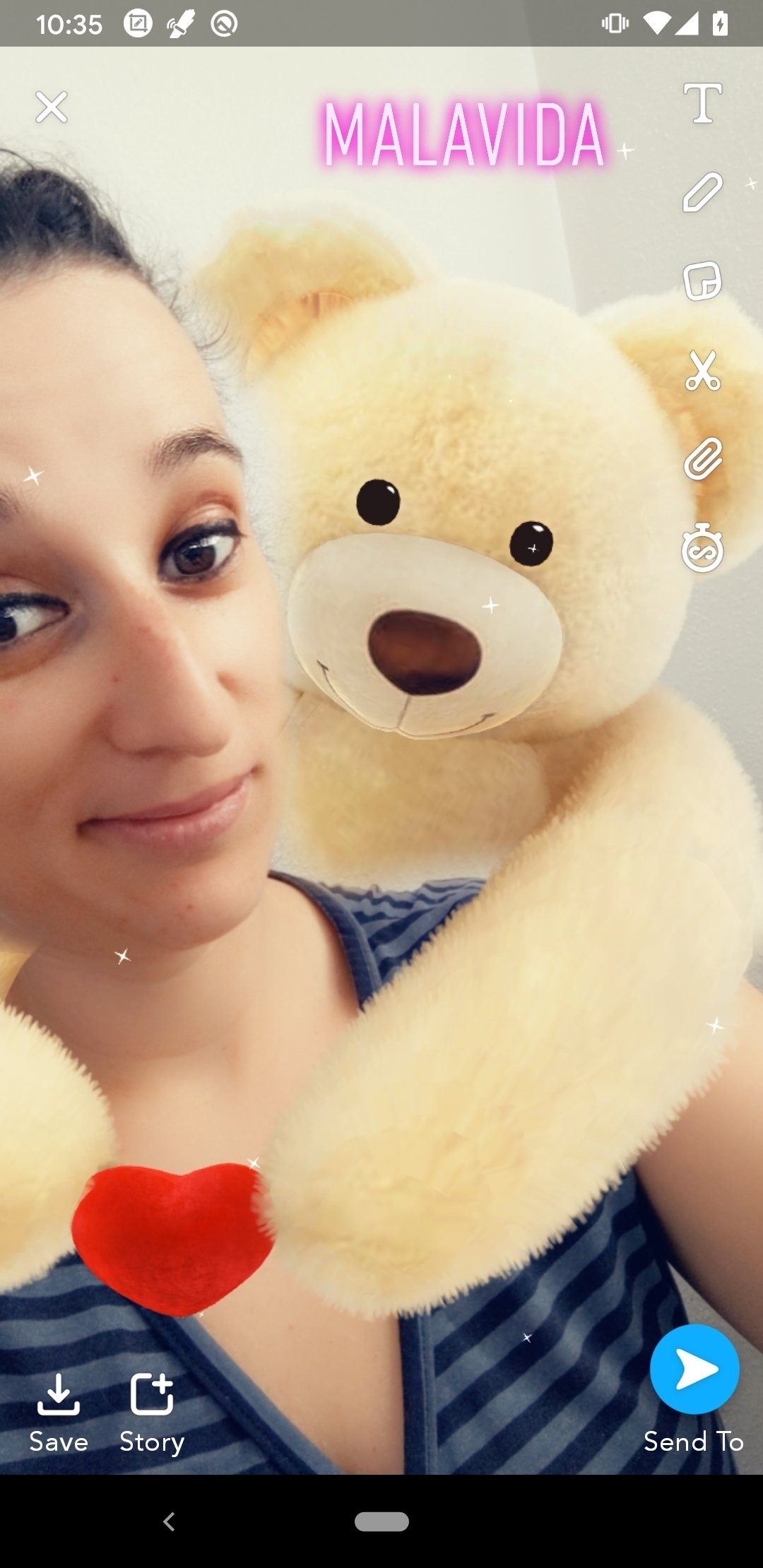 Snapchat Android image 8