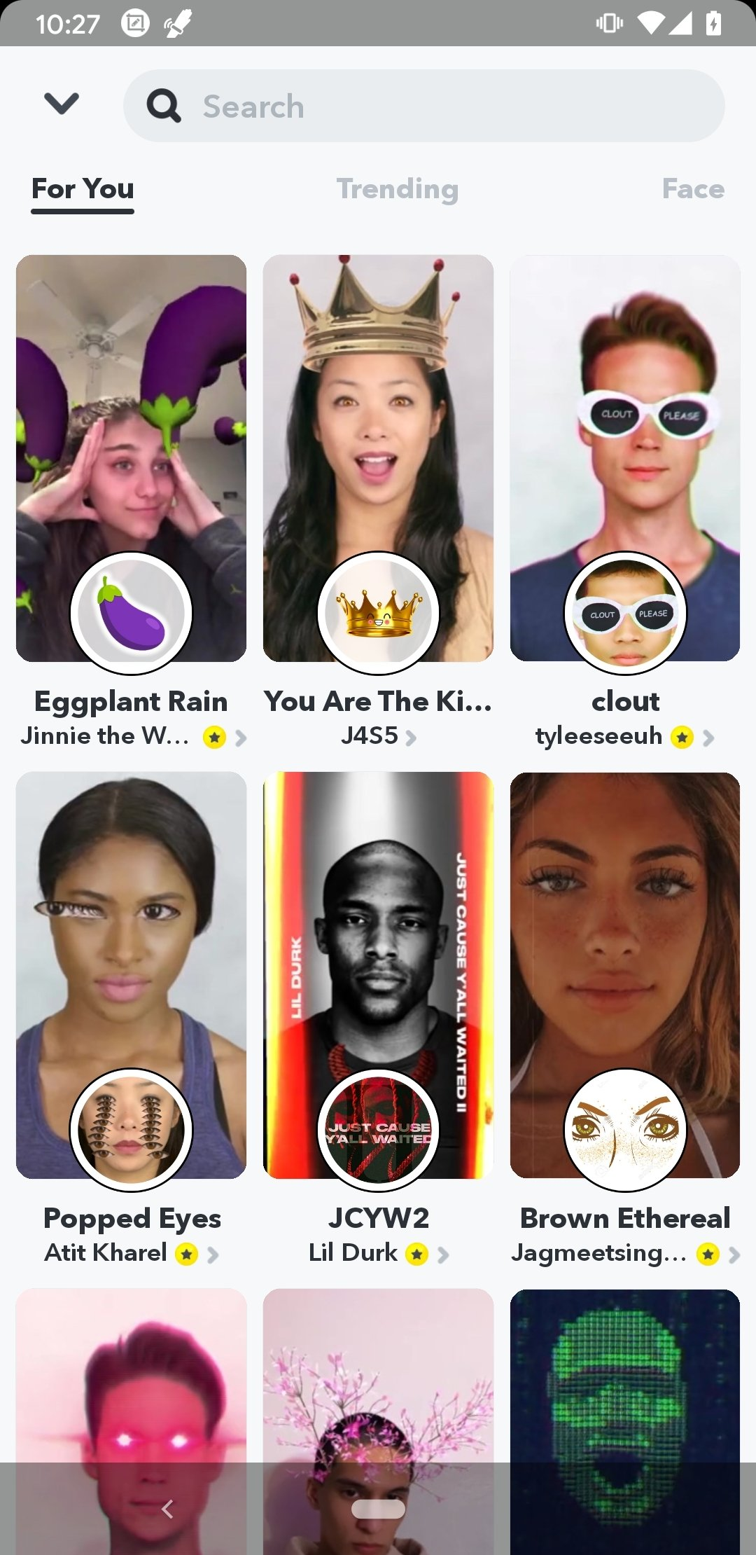 Snapchat 10 63 3 0 - Download for Android APK Free
