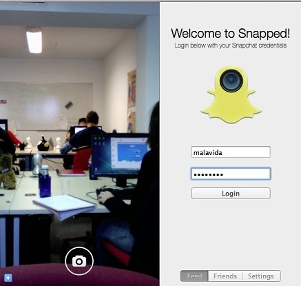 Snapped 0 1 4 - Download for Mac Free