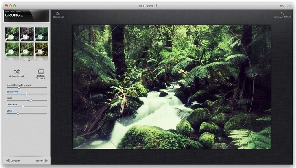 Snapseed 1 2 1 - Download for Mac Free