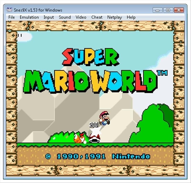 Snes9x 1 55 - Download for PC Free