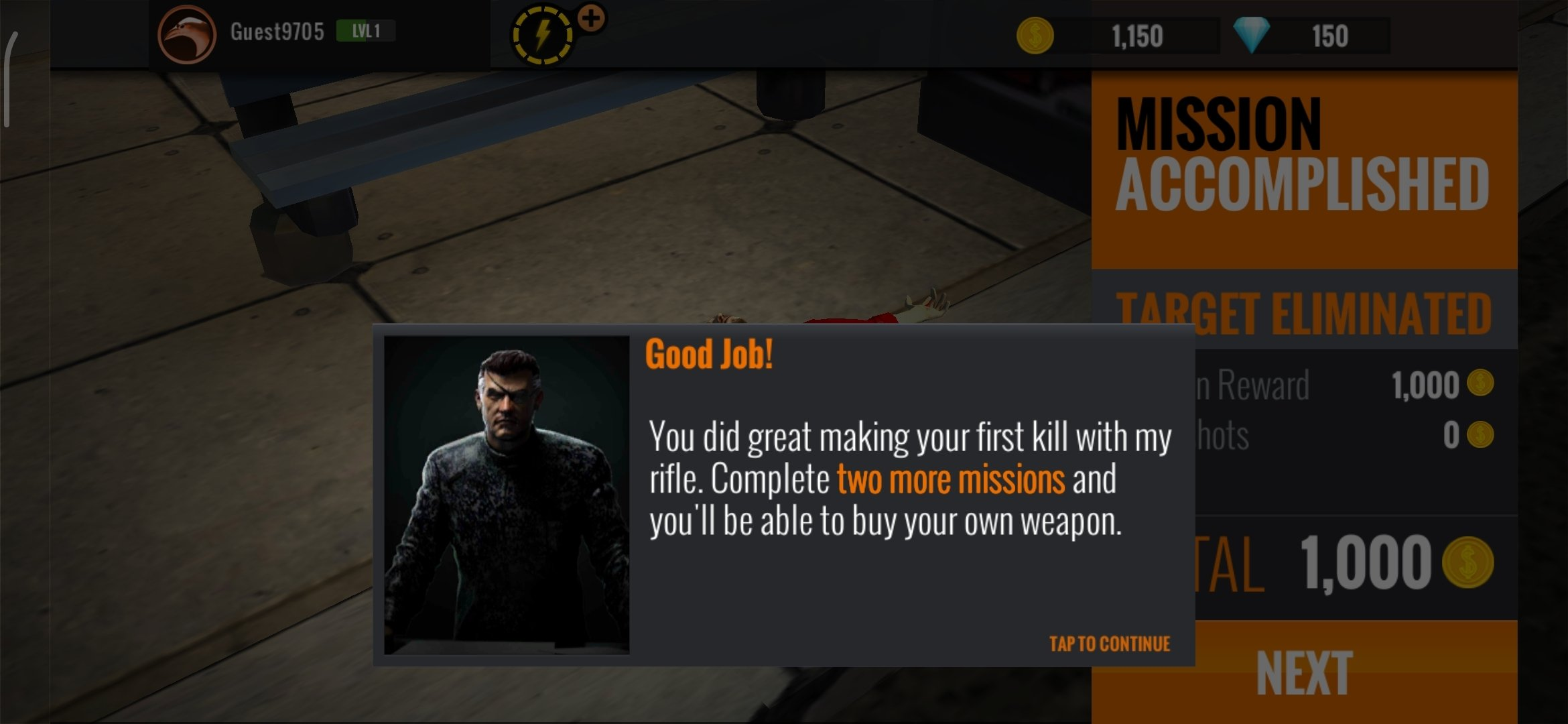 Sniper 3D Assassin 3 1 0 - Download for Android APK Free
