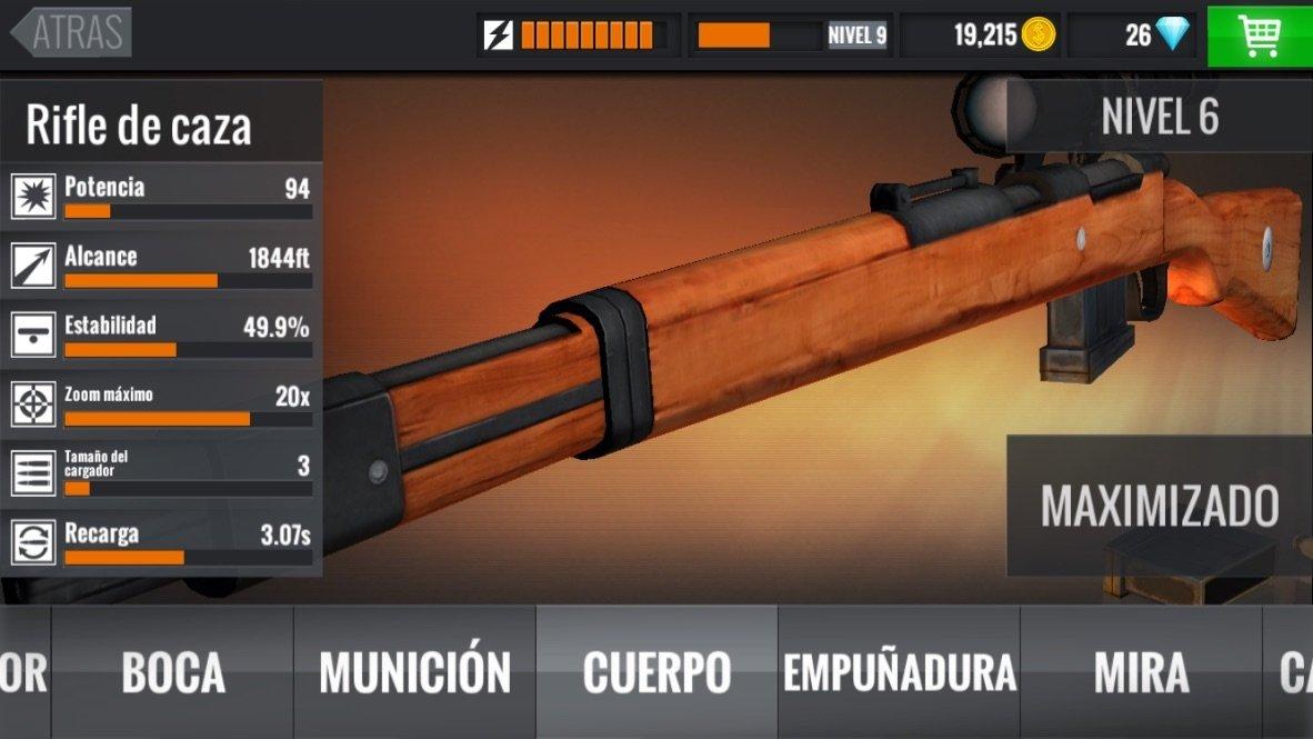 Sniper 3d assassin full hacked all unlocked game download bebbler.