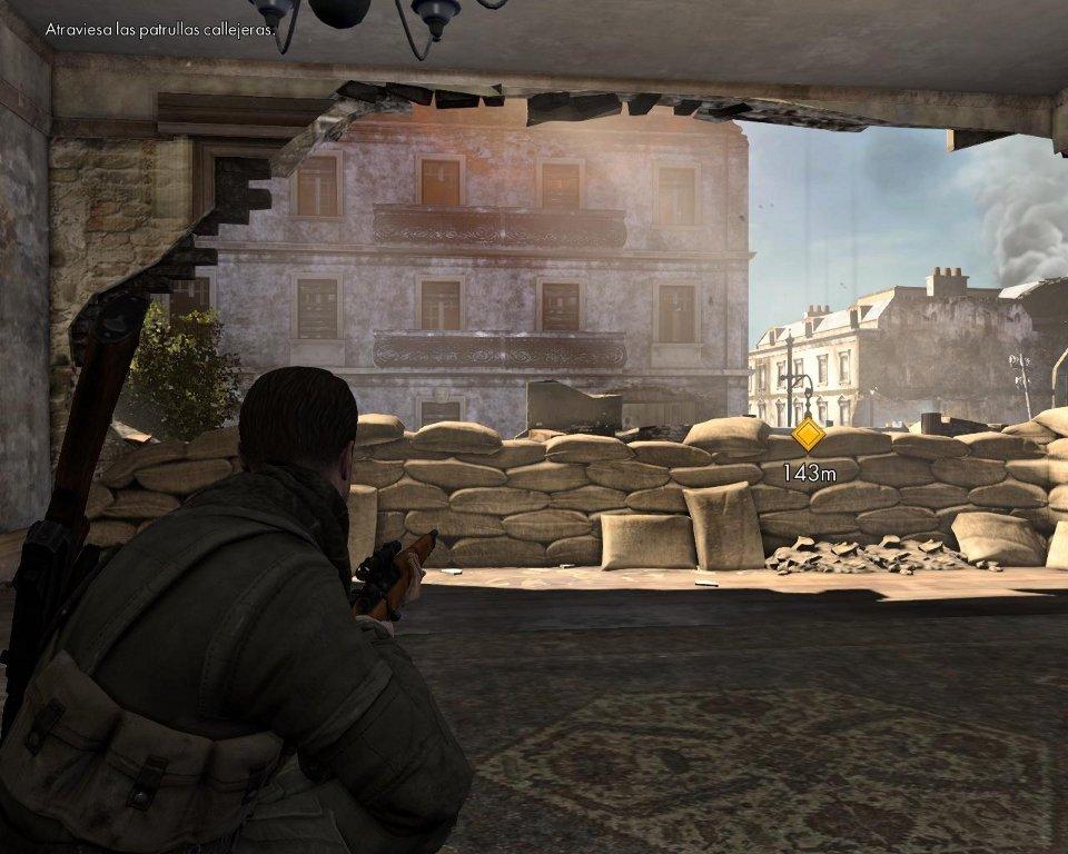 Sniper Elite V2 Descargar Para Pc Gratis