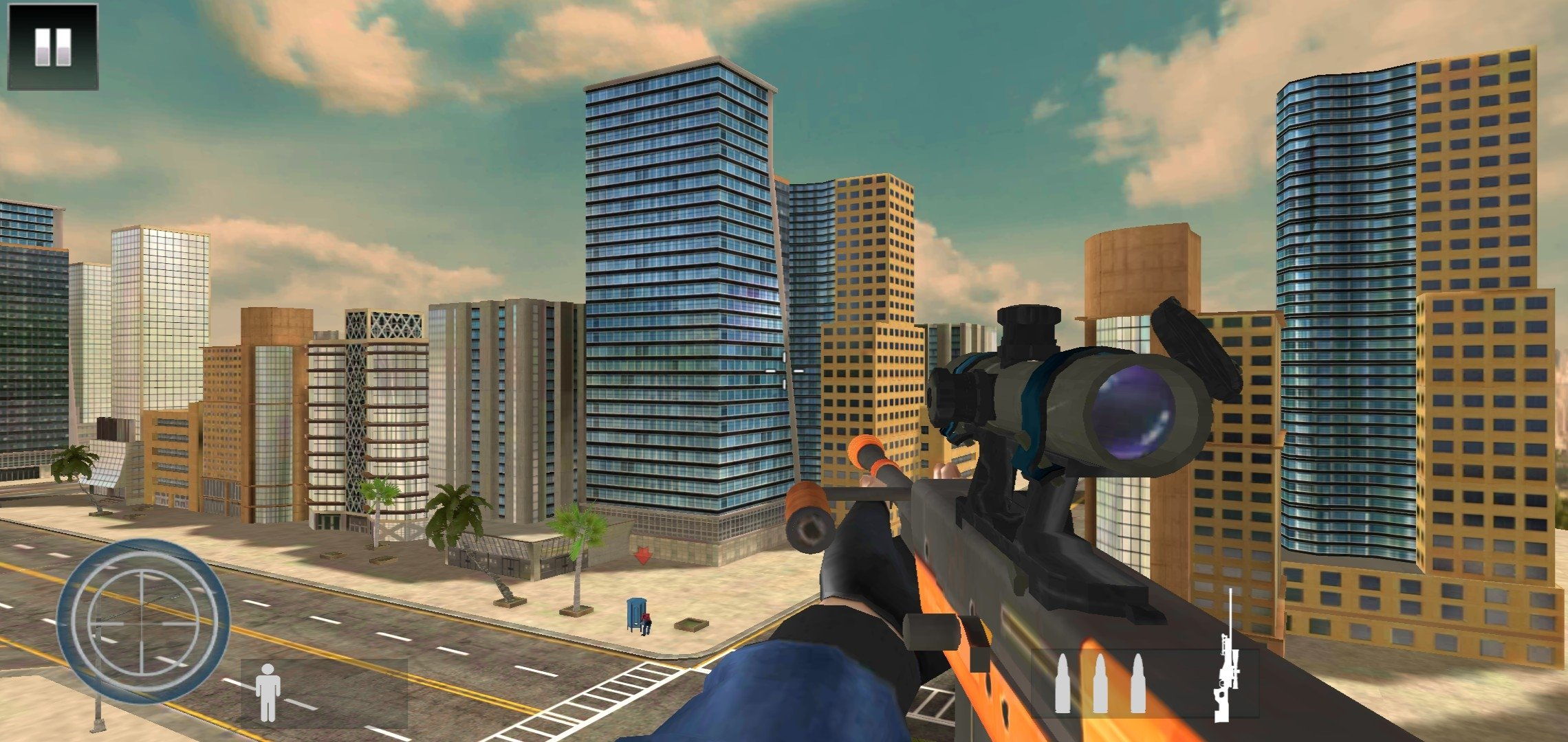 Sniper Shooting Battle 1 0 50 Download For Android Apk Free