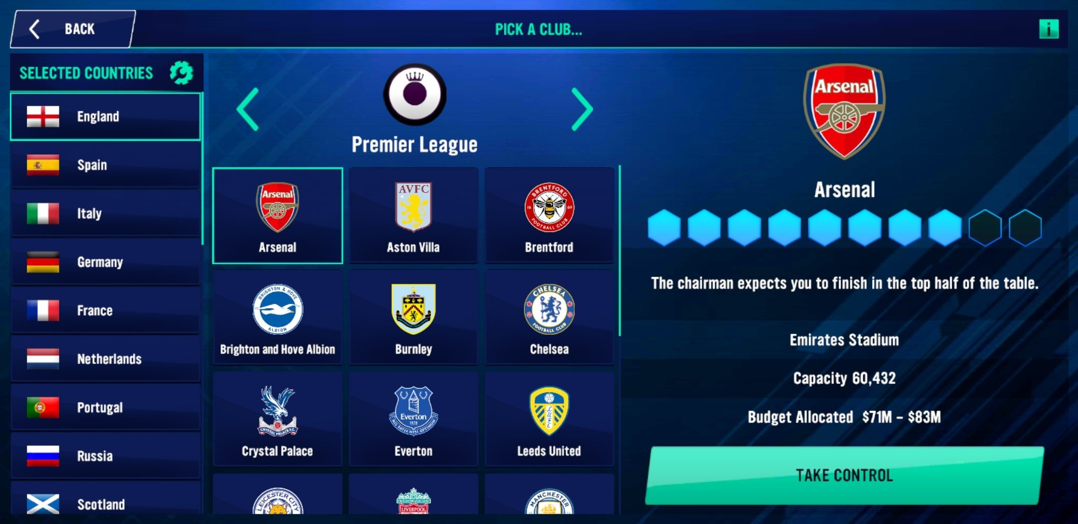 Soccer Manager 2018 1 5 8 - Download for Android APK Free