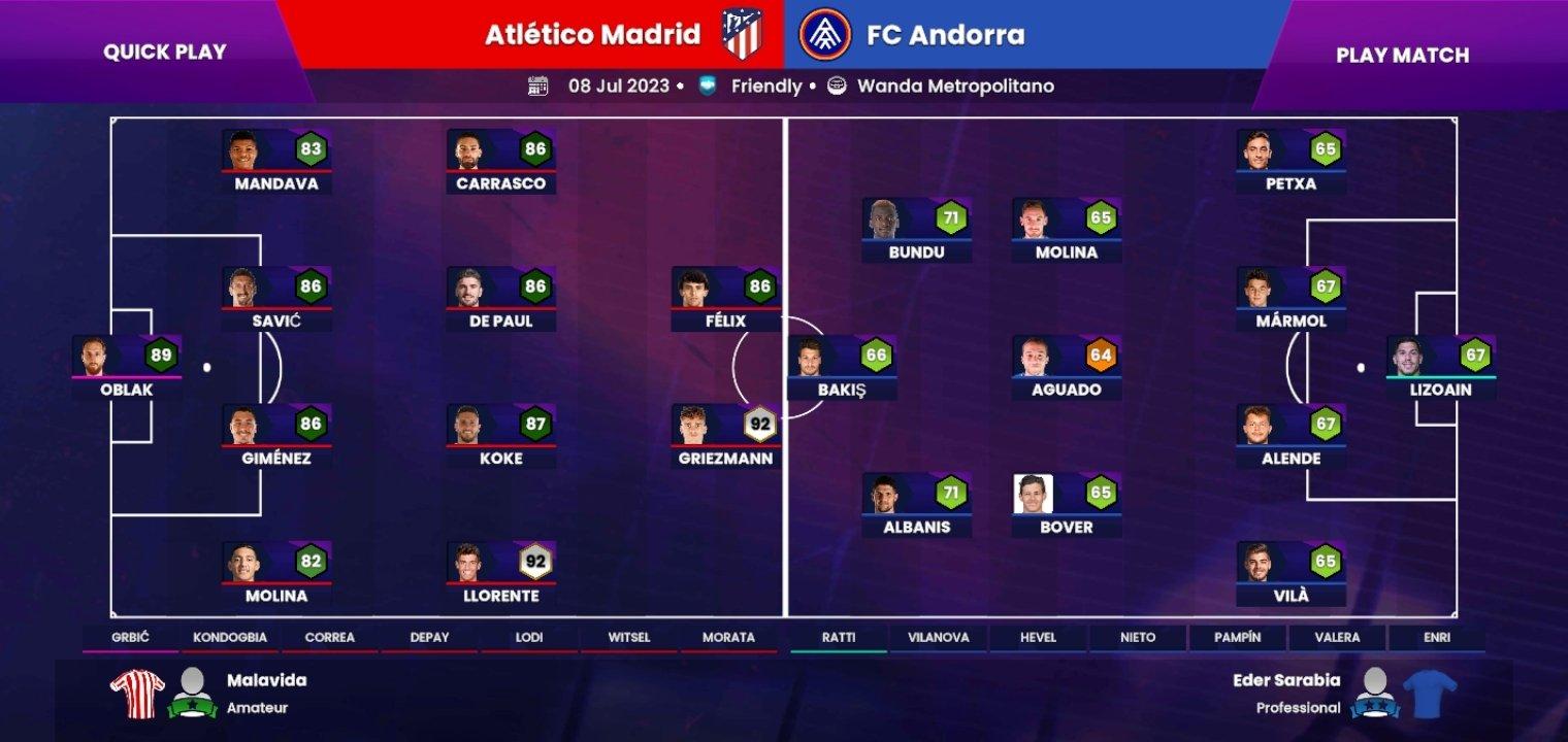 Resultado de imagen para soccer manager 2018