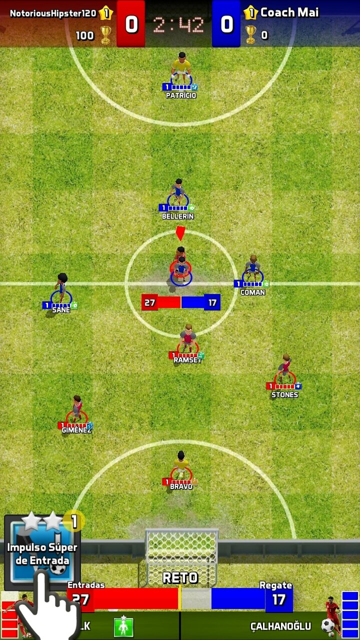 Soccer Manager Arena 1 1 2s - Download for Android APK Free