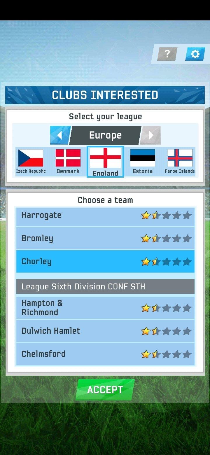 Soccer Star 2019 Top Leagues 1 5 1 Descargar Para Android Apk Gratis