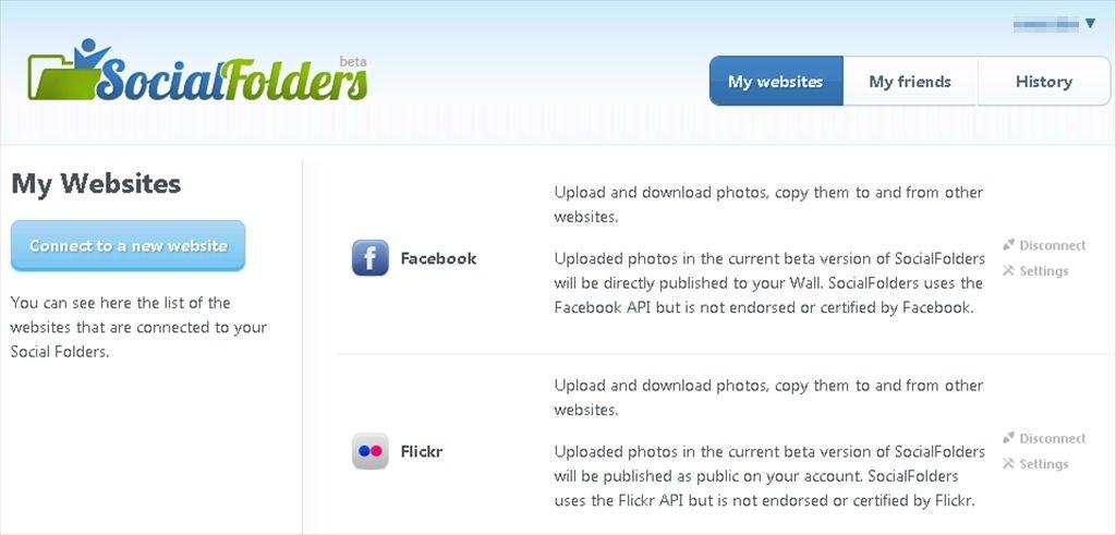 Social Folders image 5