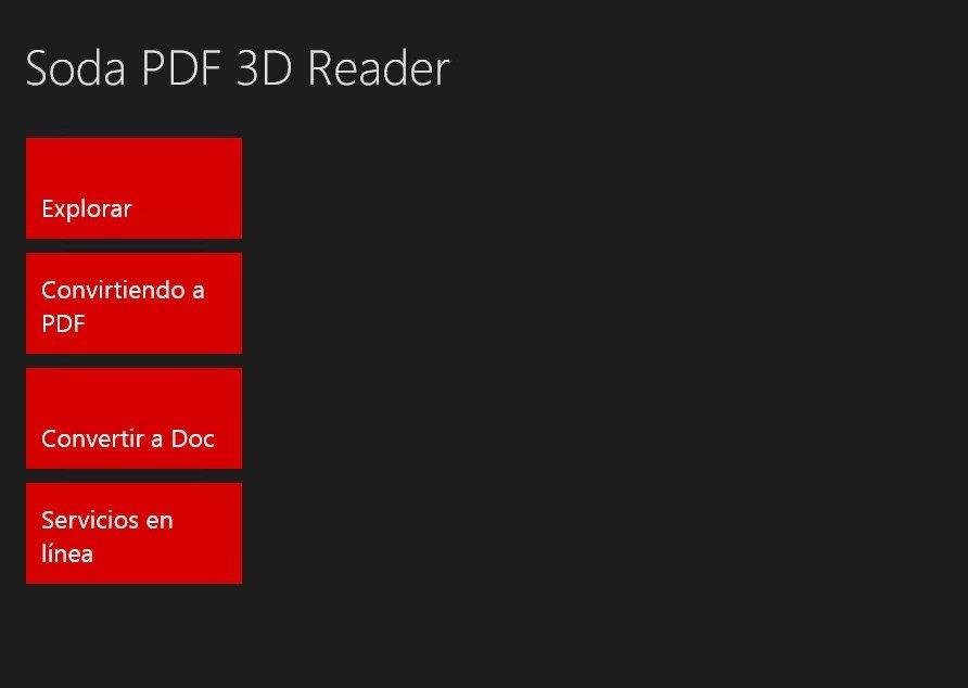 Soda PDF 3D Reader image 7