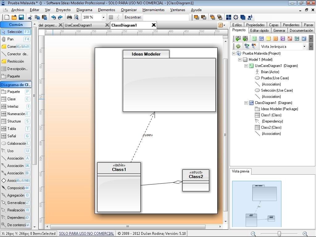 Download Software Ideas Modeler 7.71 - Kostenlos auf Deutsch