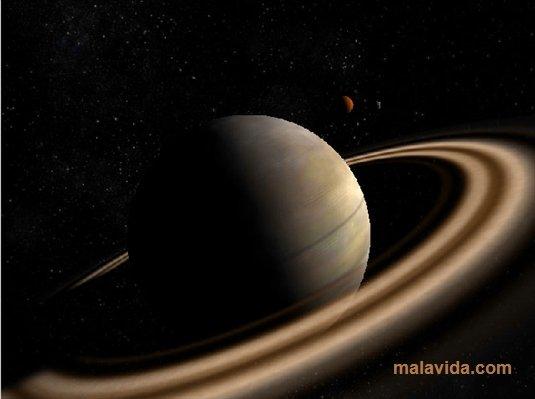 Solar System 3D Screensaver image 3
