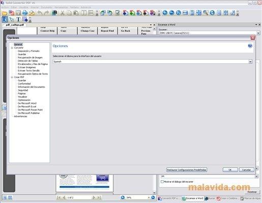 pdf converter download free italiano