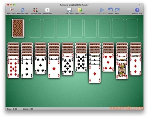 Solitaire Greatest Hits Mac image 4