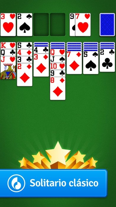 Solitaire iPhone image 4