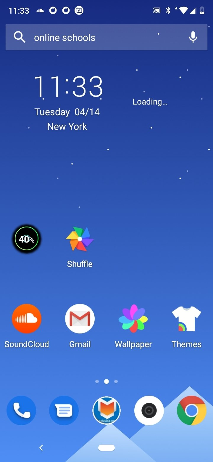 Solo Launcher Android image 5