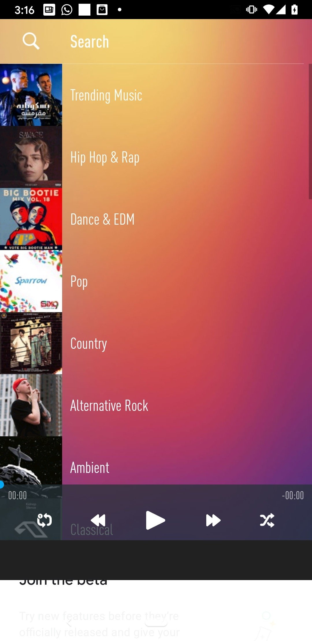 SongFlip Android image 5