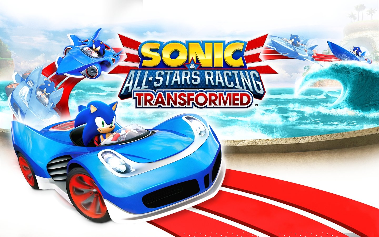 How to download Sonic SEGA All-Stars Racing for mac
