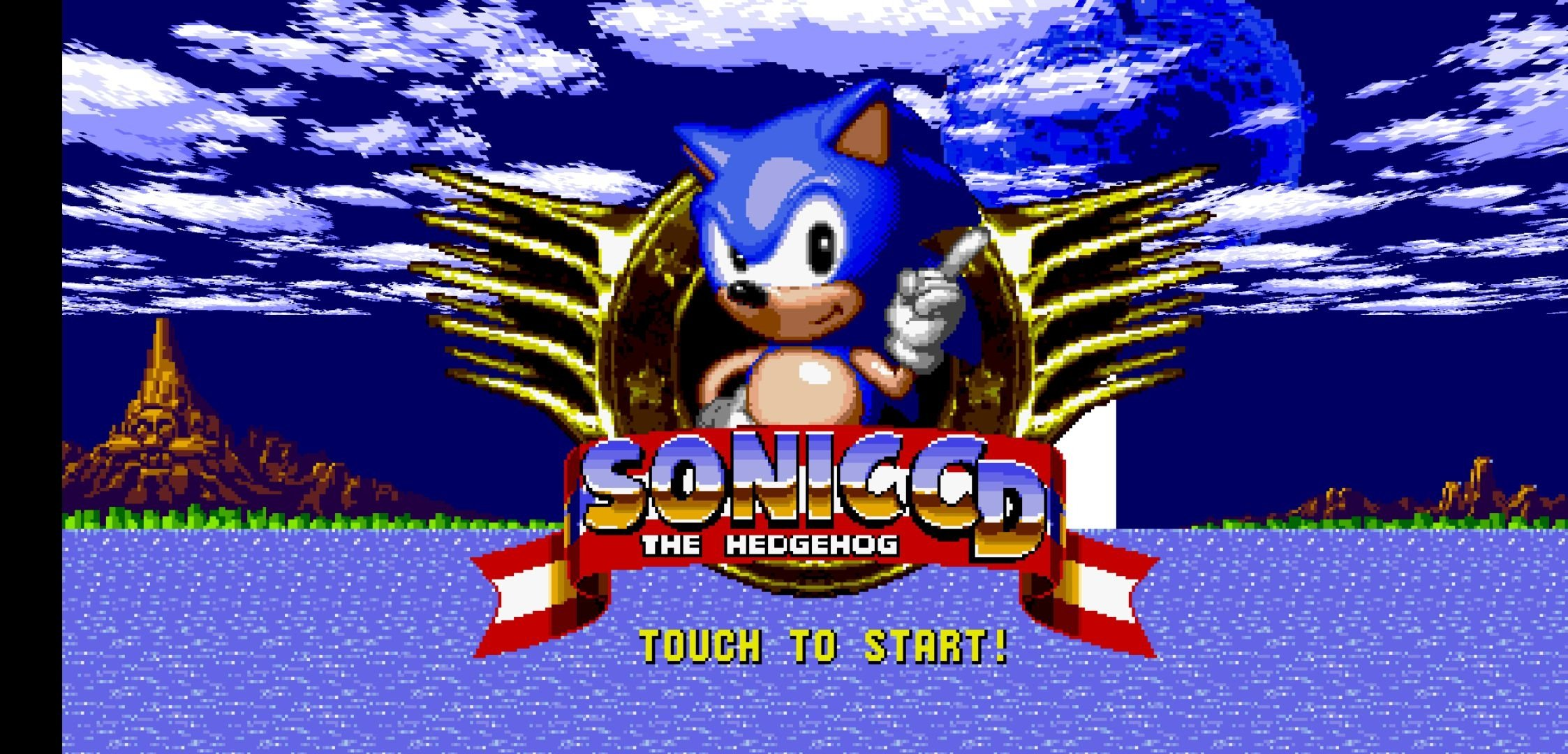 Sonic Cd Classic 1 0 5 Download For Android Apk Free