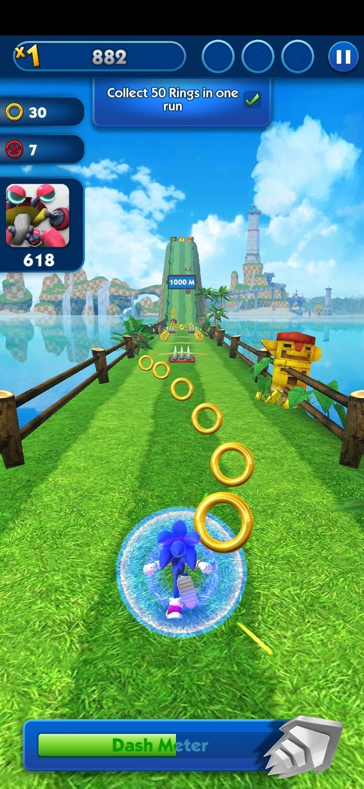 Sonic Dash Android image 5