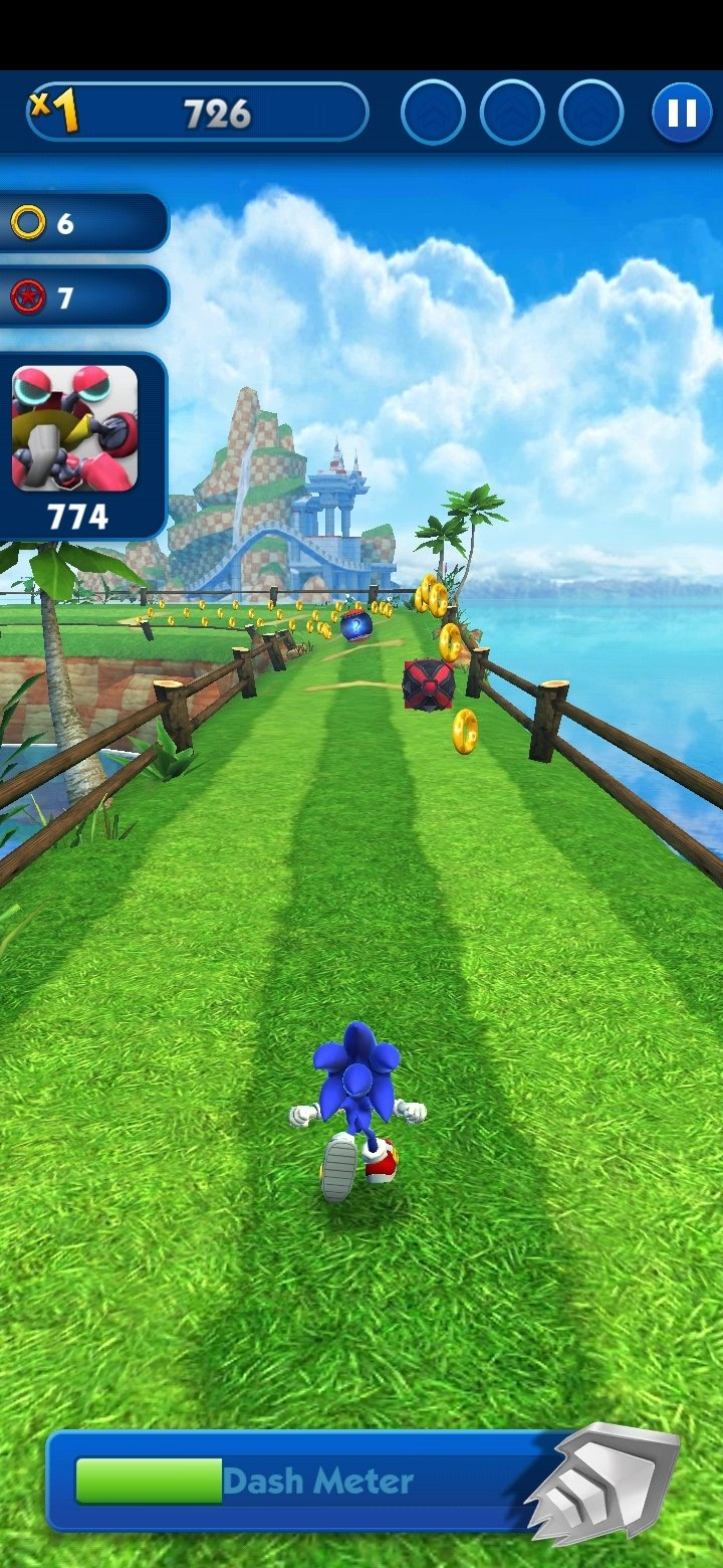 Sonic Dash 4.3.1 - Download for Android APK Free