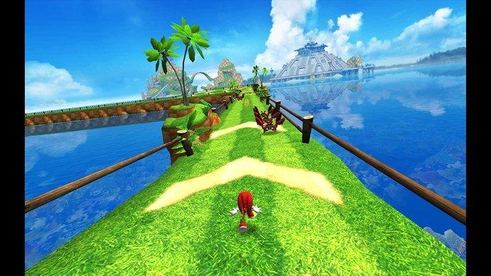 Sonic Dash image 5