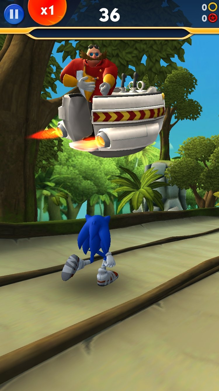 Sonic Dash 2: Sonic Boom iPhone image 4