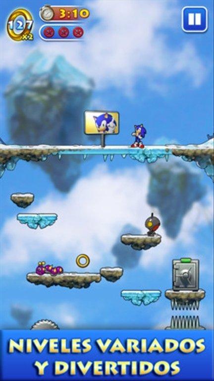 Sonic Jump iPhone image 5