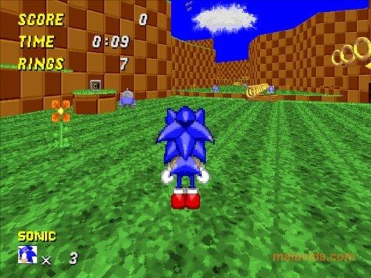 Sonic Robo Blast 2 image 5