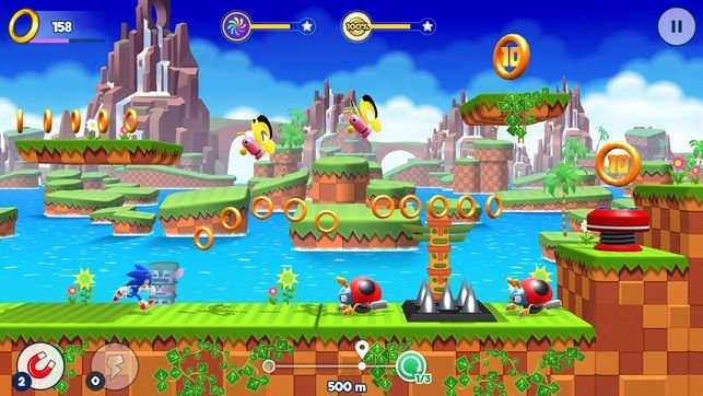 Sonic Runners Adventure - Download for iPhone Free