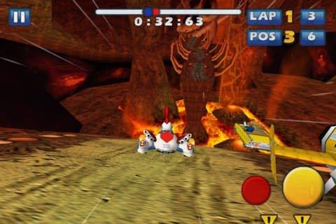 Sonic & SEGA All-Stars Racing iPhone image 5