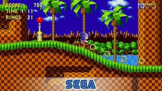 Sonic the Hedgehog iPhone image 4