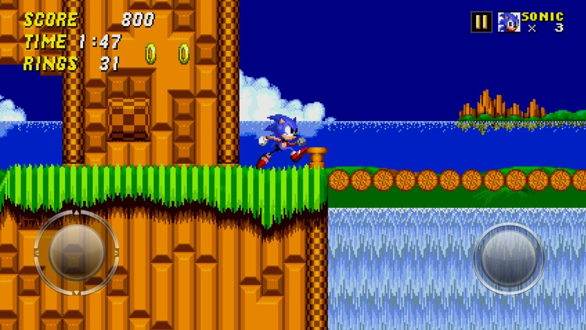 sonic the hedgehog apk 2