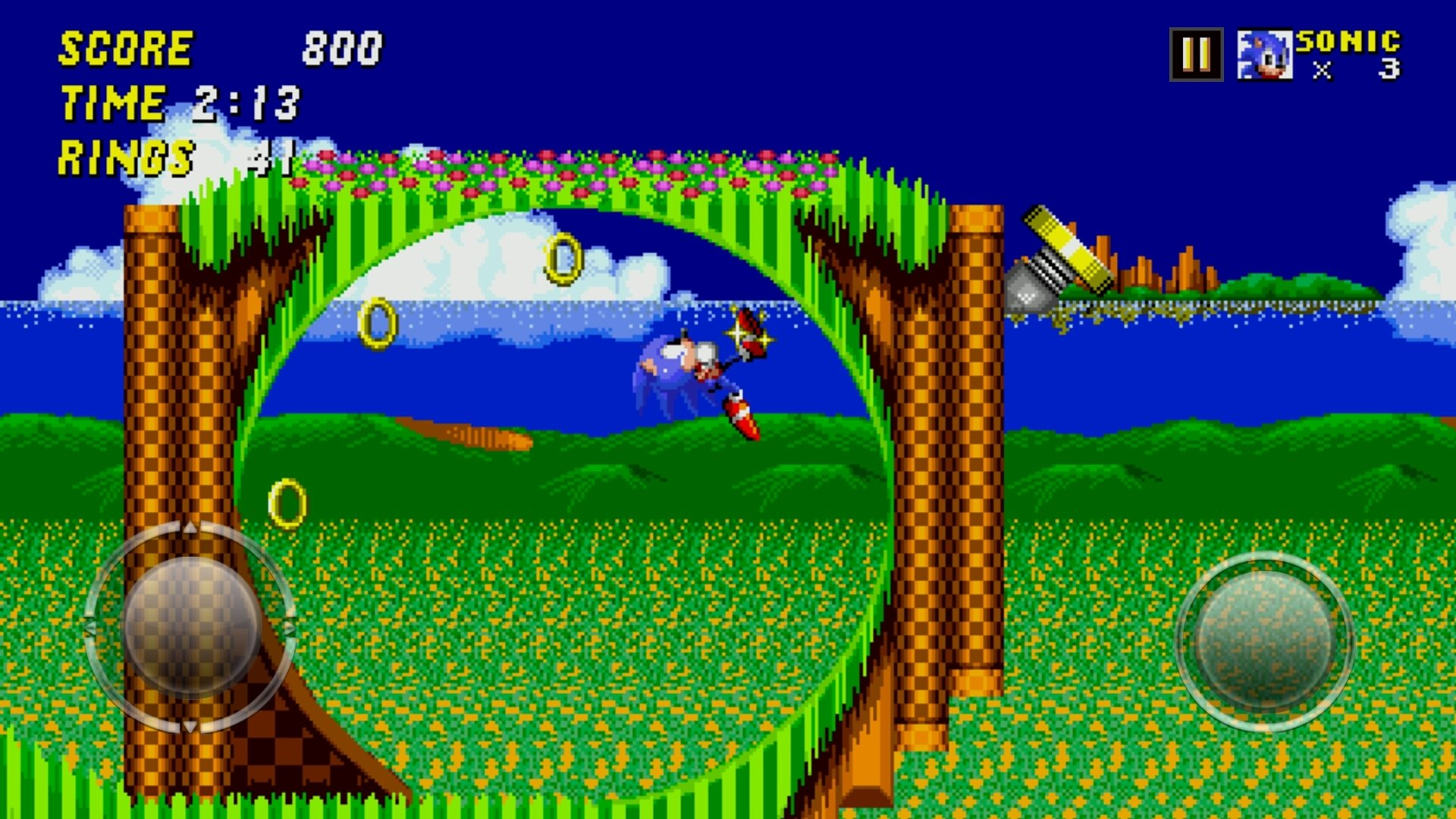 Sonic the hedgehog 2 classic 1. 0. 9 download for android apk free.