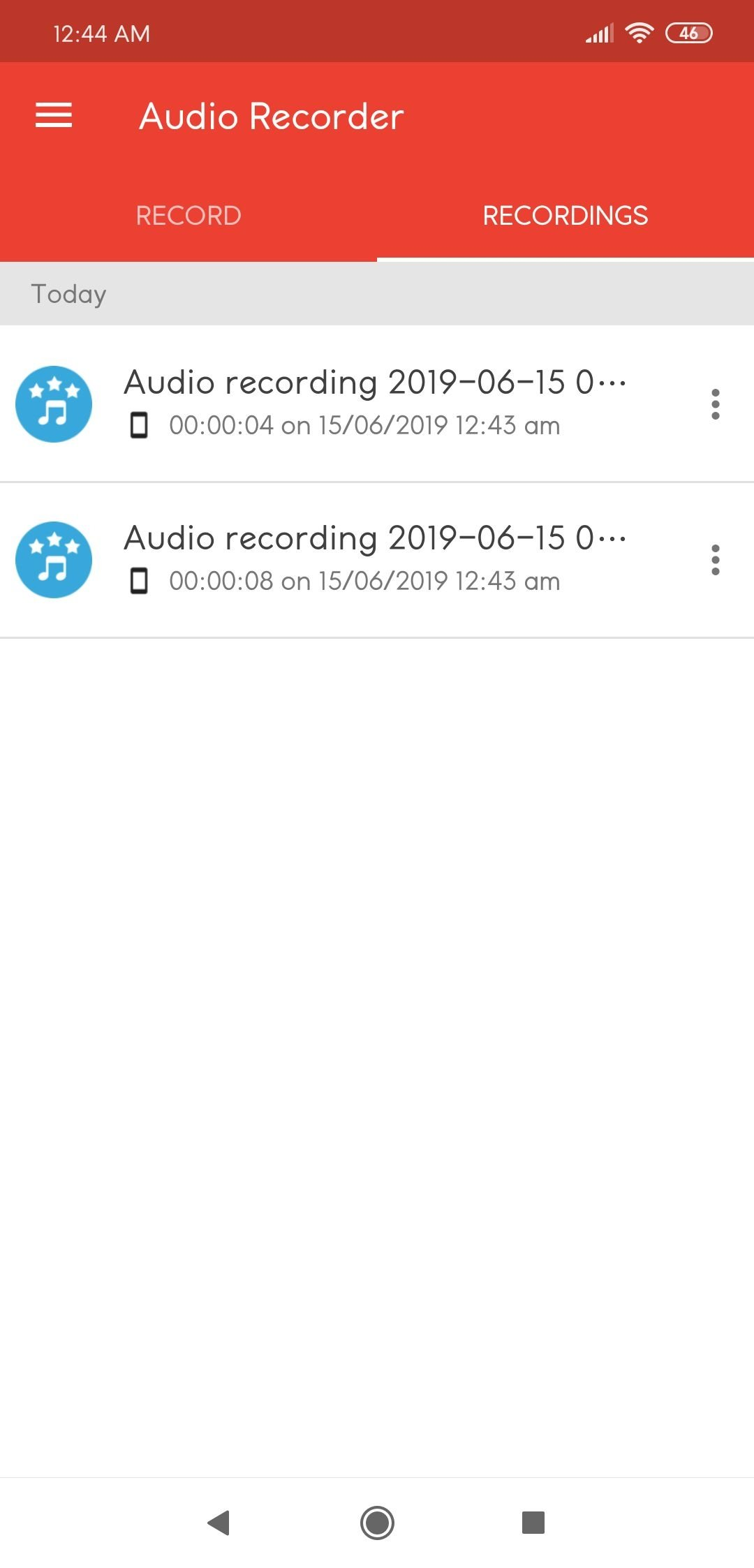 Sony Audio Recorder 2 01 41 - Download for Android APK Free