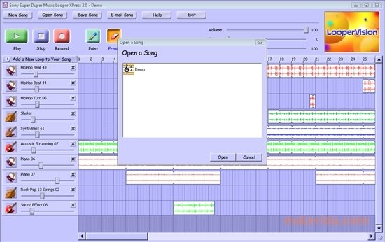 Sony Super Duper Music Looper