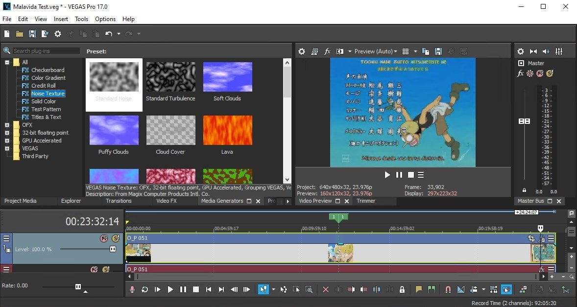 Sony Vegas Pro 17 - Download for PC Free