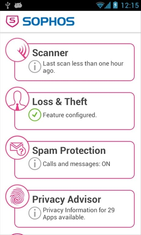 Sophos Mobile Security Android image 6