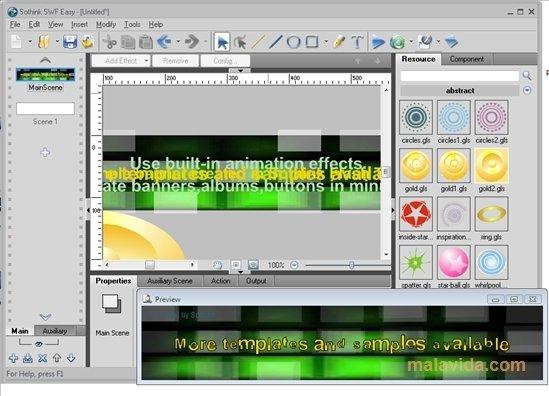 Sothink SWF Easy image 4
